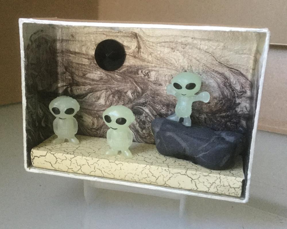 Lisa Zahler, Alien Afternoon